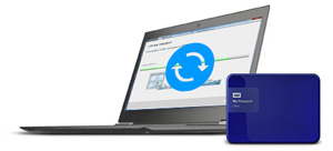 WD Backup - Scalable and automatic